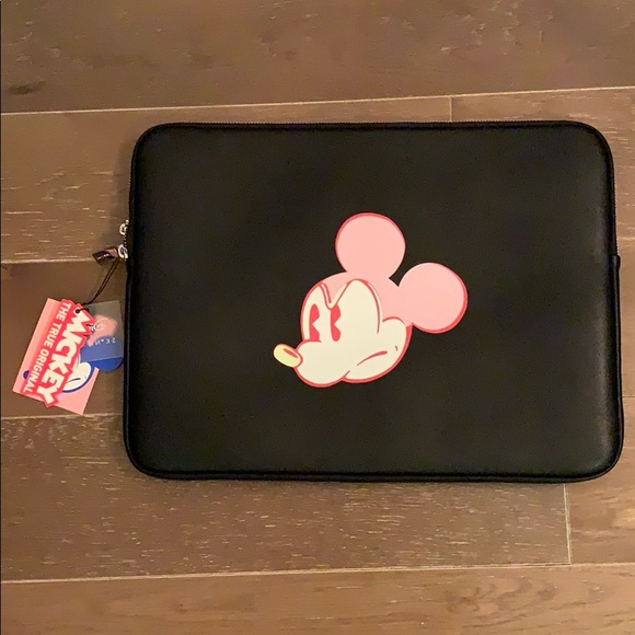 "Disney Accessories - Disney x Skinnydip Mickey Graffiti 15"" Laptop case"
